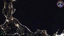 2016年8月10日20時38分頃(GMT) 、イタリア南部上空で捉えた流星です。