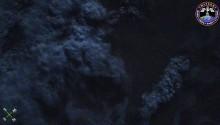 2016年8月11日22時57分頃(GMT) 、アフリカ北西部のマリとモーリタニアの国境上空付近で捉えた爆発的火球です。