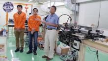 新しい実験装置の導入と新スタッフの紹介