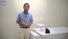 鉄隕石から生まれた日本刀「天鉄刀」
