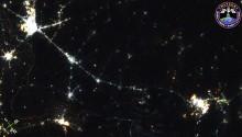2016年10月5日19時08分頃(GMT)に撮影されたパキスタンの夜景です.